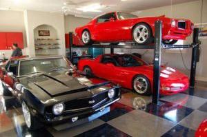 Direct Lift GM Garage