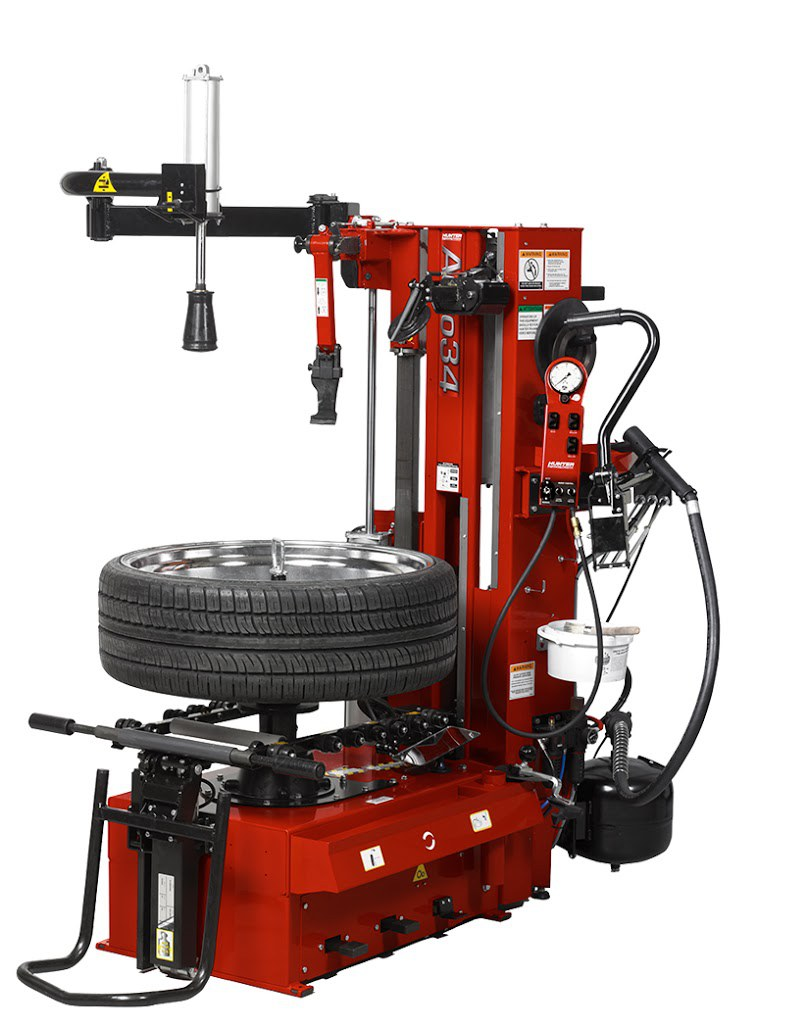 Automotive Repair Shops >> Hunter Auto34S Tire Changer - FAST Equipment