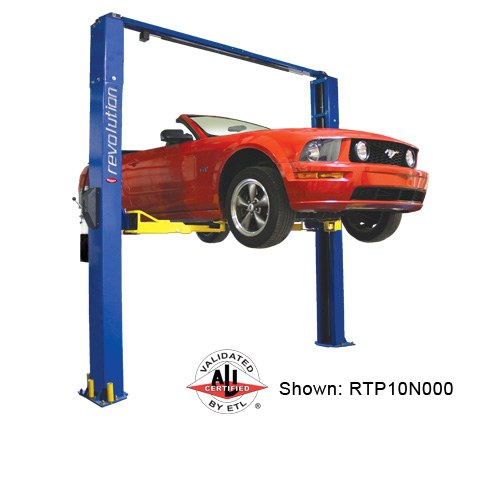 Rotary Lift Extension : Rotary revolution rtp two post lift fast equipment