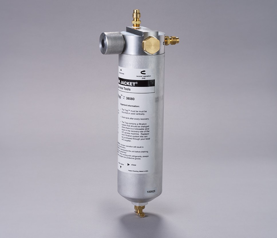 The Trap Sealant Filter System Fast Equipment