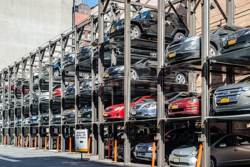 Common parking challenges today fast equipment for Ny city parking garages