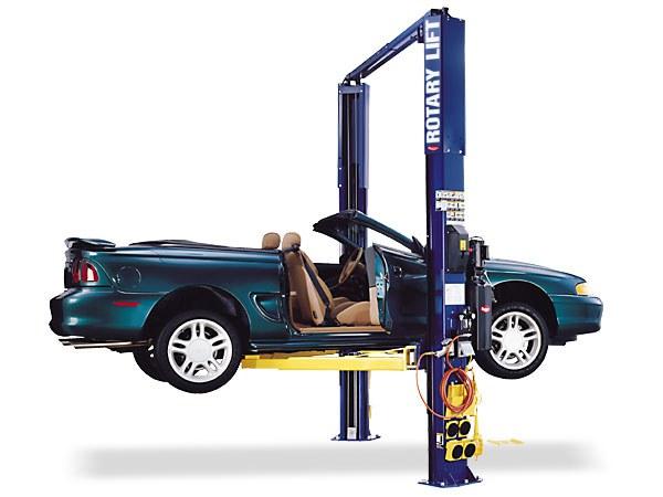 Post Car Lift Financing