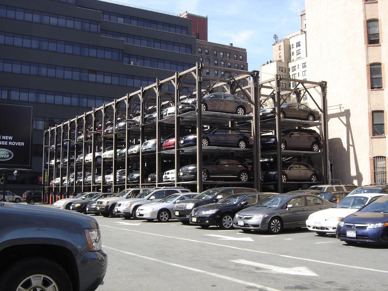 Common parking challenges today fast equipment for Parking garage in nyc